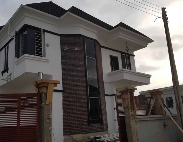 Tastefully finished 4 units of 4 BRM semi-Detached House with BQ